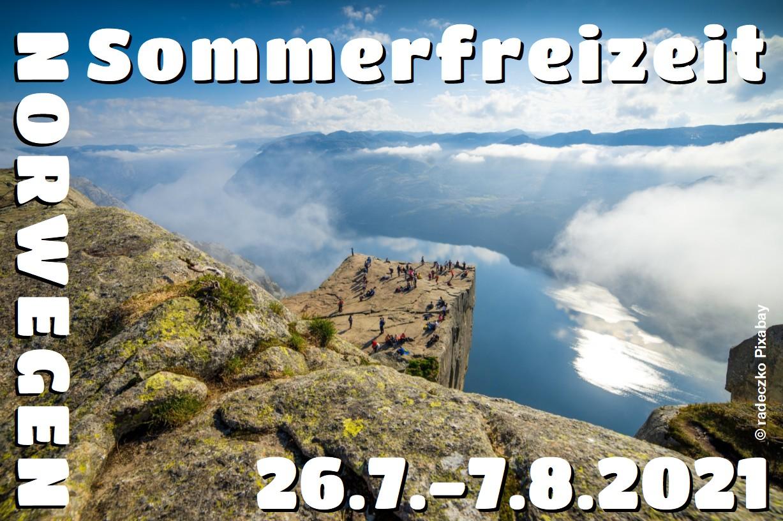 Bild: Sommerfreizeit 2021 Informationen und Anmeldung